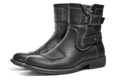 Mens boots Stock Images
