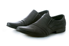 mens buty obraz stock