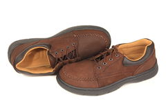 mens buty obrazy stock
