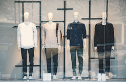 Mens clothing Royalty Free Stock Image