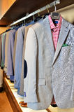 Mens clothing store Stock Photos