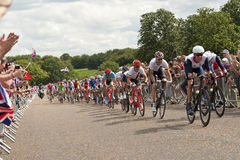 Mens Cycling Race Stock Photos