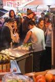 De Marktkraam van de Chinatown, Chinees Nieuwjaar Stock Fotografie