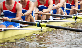 Mens Eight stock photography