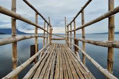Mens gemaakte brug stock afbeeldingen