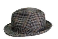 Mens Hat Royalty Free Stock Photo