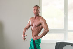 Mens Health Fitness Royalty Free Stock Photography