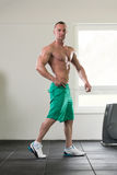 Mens Health Fitness Royalty Free Stock Image