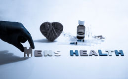 Mens health Stock Photography