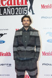 Men's Health Man of the Year 2015 Awards in Madrid, Spain Stock Images