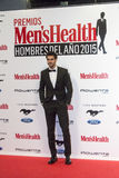 Men's Health Man of the Year 2015 Awards in Madrid, Spain Royalty Free Stock Photo