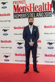 Men's Health Man of the Year 2015 Awards in Madrid, Spain Stock Photos