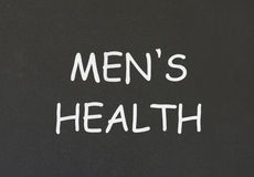 Mens health Royalty Free Stock Images