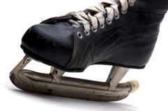 Mens Ice Skate Stock Photos