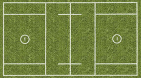 Mens Lacrosse Playing Field Stock Photos