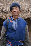 Mens in Laos Stock Foto's