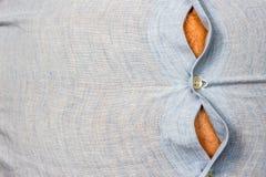 Mens met overgewicht Royalty-vrije Stock Foto's