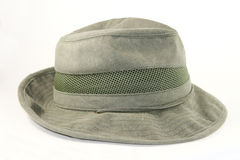 Mens Outback Hat Royalty Free Stock Photo