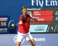 Mens professional Tennis Stock Image