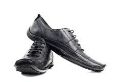 Mens-Schuhe Lizenzfreies Stockbild