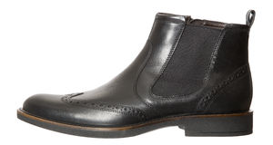 Mens shoe Stock Images