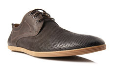 Mens Shoe Stock Image