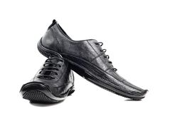 Mens Shoes Royalty Free Stock Image