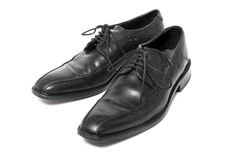 Mens shoes Royalty Free Stock Photography