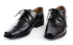 Mens shoes Royalty Free Stock Photo