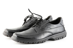 Mens shoes Royalty Free Stock Photos