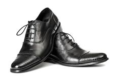 Mens Shoes Stock Photos