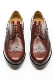 Mens Shoes Royalty Free Stock Images