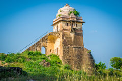 Mens Singh Haveli in Rohtas-Fort Royalty-vrije Stock Foto