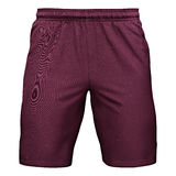 Mens sports red shorts Royalty Free Stock Image