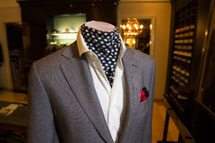 Mens suit Royalty Free Stock Photography