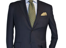 Mens Suite,shirt and tie Stock Photography