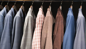 Mens suits Stock Images