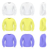 Mens Sweater Royalty Free Stock Photography