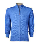 Mens sweater isolated on white, clipping path. Men sweater isolated on white with clipping path Stock Photography