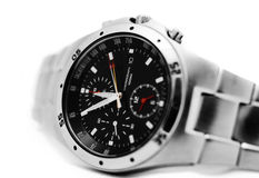 Mens watch Royalty Free Stock Images