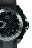 Mens watch close up Royalty Free Stock Images