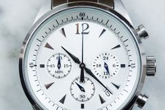 Mens watch Stock Images