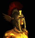 Mensageiro do Mercury dos deuses Imagem de Stock