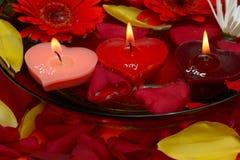 Mensagem do amor Imagem de Stock Royalty Free