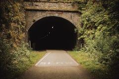 Mensal Hintertunnels lizenzfreie stockfotografie
