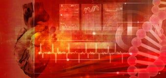 Menschliche Gesundheit. lizenzfreie abbildung