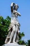 Menschliche Statue Lizenzfreies Stockfoto