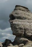 Menschlicher Felsen head5 Lizenzfreie Stockbilder