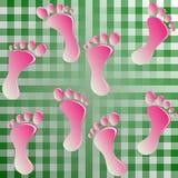 Menschlicher Fuß Lizenzfreie Stockfotos