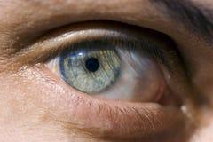 Menschliches Auge Lizenzfreies Stockbild